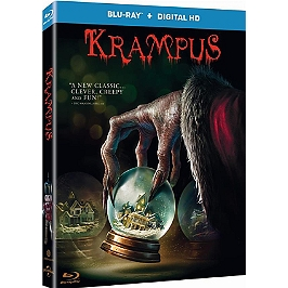 Krampus, Blu-ray