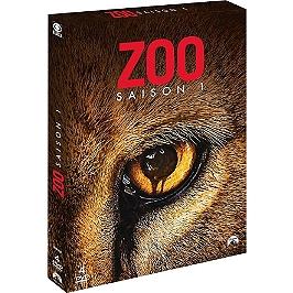Coffret zoo, saison 1, Dvd