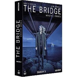 Coffret the bridge (Bron), saison 3, Dvd