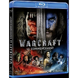 Warcraft : le commencement, Blu-ray