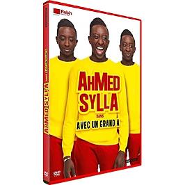 Ahmed Sylla dans avec un grand A, Dvd