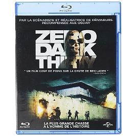 Zero dark thirty, Blu-ray