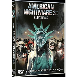 American nightmare 3 : élections, Dvd
