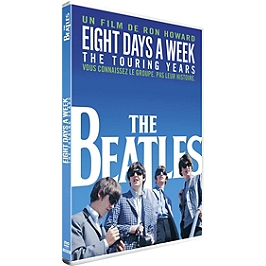 The Beatles - eight days a week, the touring years, Dvd