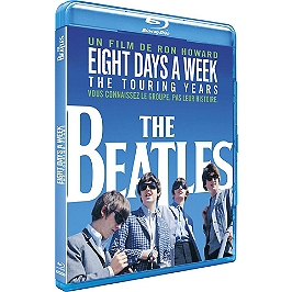 The Beatles - eight days a week, the touring years, Blu-ray