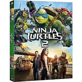 Ninja turtles 2, Blu-ray