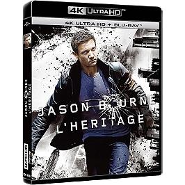 Jason Bourne 4 : l'héritage, Blu-ray 4K