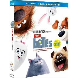 Comme des bêtes, Blu-ray