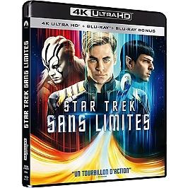 Star trek : sans limites, Blu-ray 4K