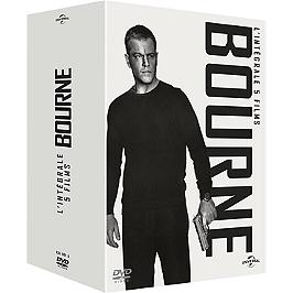 Coffret Jason Bourne 5 films, Dvd