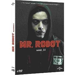 Coffret mr Robot, saison 2, Dvd
