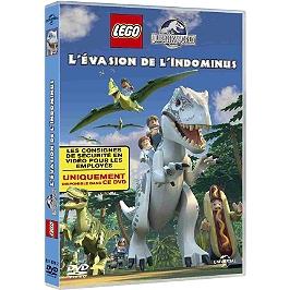 Lego Jurassic world : l'évasion de l'Indominus, Dvd