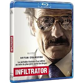 Infiltrator, Blu-ray