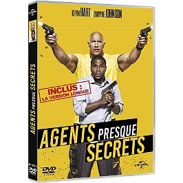 Agents presque secrets, Dvd
