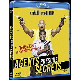 Agents presque secrets, Blu-ray