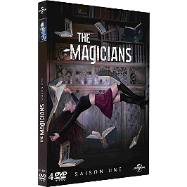 The magicians, saison 1, Dvd