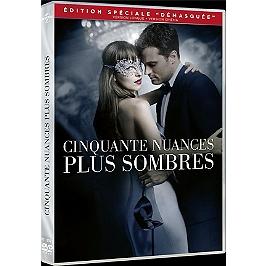 Cinquante nuances de Grey 2 : cinquante nuances plus sombres, édition spéciale, Dvd