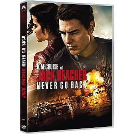 Jack Reacher 2 : never go back, Dvd