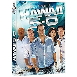 Coffret Hawaii 5-O, Dvd
