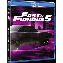 Fast and furious 5, Blu-ray