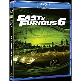 Fast and furious 6, Blu-ray