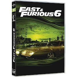 Fast and furious 6, Dvd