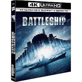 Battleship, Blu-ray 4K
