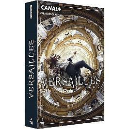 Coffret Versailles, saison 2, Dvd