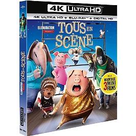 Tous en scène, Blu-ray 4K