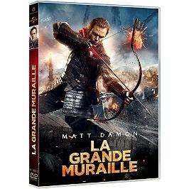 La grande muraille, Dvd