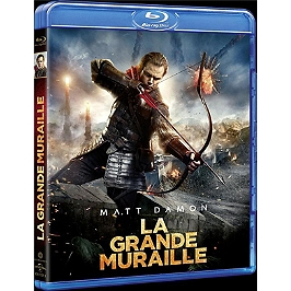 La grande muraille, Blu-ray