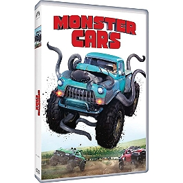 Monster cars, Dvd