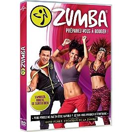 Zumba, Dvd