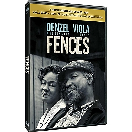 Fences, Dvd