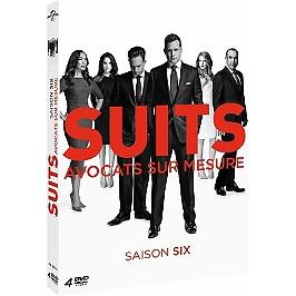 Coffret suits, saison 6, Dvd