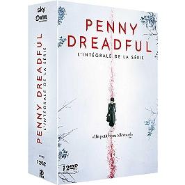 Coffret intégrale penny dreadful, saisons 1 à 3, Dvd