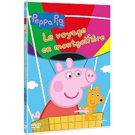 Peppa pig, vol. 9 : le voyage en montgolfière, Dvd
