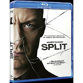 Split, Blu-ray