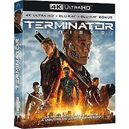 Terminator genisys, Blu-ray 4K