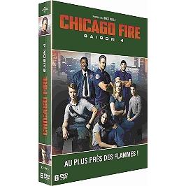 Coffret Chicago fire, saison 4, Dvd