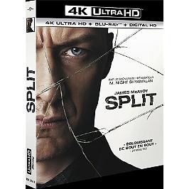 Split, Blu-ray 4K
