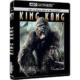 King Kong, Blu-ray 4K