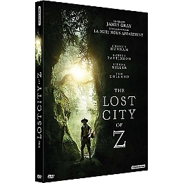 The lost city of Z, Dvd