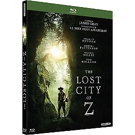 The lost city of Z, Blu-ray
