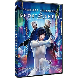 Ghost in the shell, Dvd