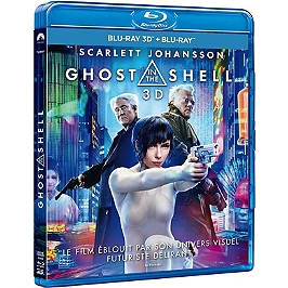 Ghost in the shell, Blu-ray 3D