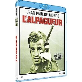 L'alpagueur, Blu-ray