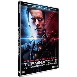 Terminator 2, Dvd