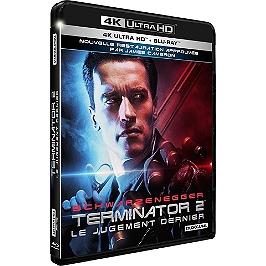 Terminator 2, Blu-ray 4K