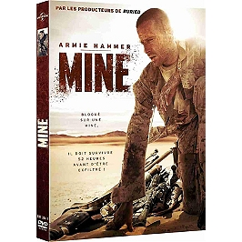 Mine, Dvd